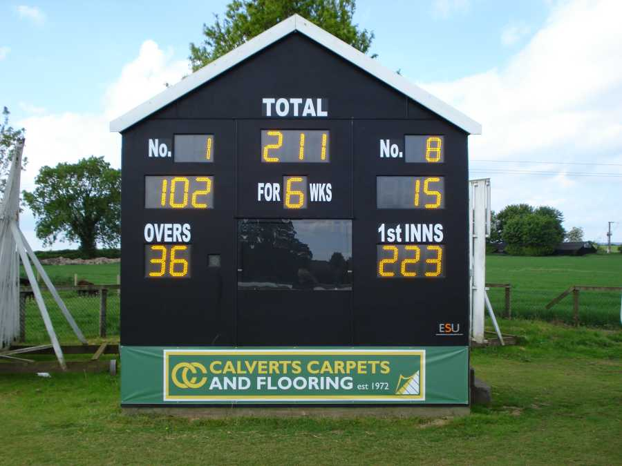 """sessay cc Reed cc v sessay cc: watsons village cup final preview by thecricketer 