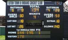 Luton Town & Indians CC